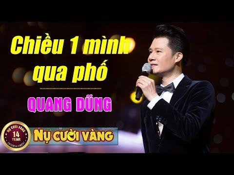 Chiều Một Mình Qua Phố - Quang Dũng | Liveshow Lệ Quyên, Bằng Kiều, Quang Dũng, Quang Hà