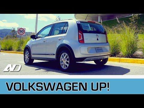 Volkswagen Up! - Primer vistazo en AutoDinámico