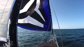 Lafitte 44 Sailing from Charleston SC to Southport NC