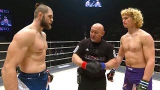 Jiri Prochazka (Czech) vs Karl Albrektsson (Sweden)   KNOCKOUT, MMA fight HD