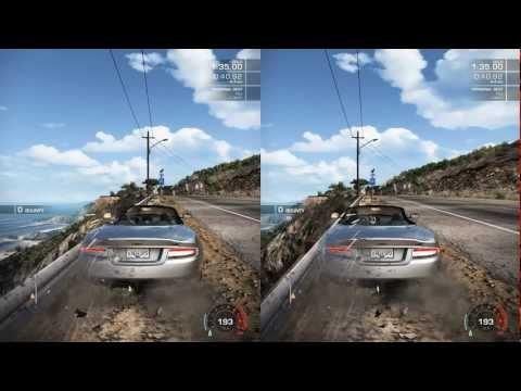 Crosseyegaming 3D - Full Height HD - NFS HP 2010