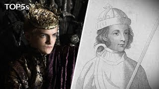 5 Game of Thrones Characters Thought to be Inspired by Real Life Historical Figures