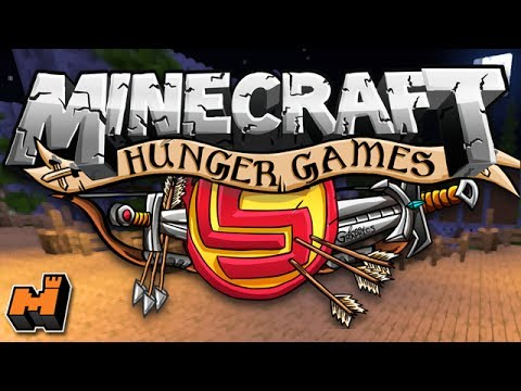 Minecraft: Hunger Games Survival W/ CaptainSparklez - BOB AND WEAVE! - Smashpipe Games