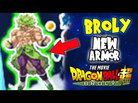 Broly's NEW Frieza Force Armor! Dragon Ball Super Movie Broly Design Teaser Explained!