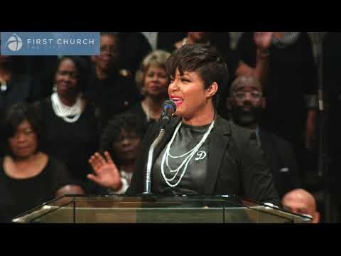 I Shall Wear A Crown   Yolanda DeBerry   First Church