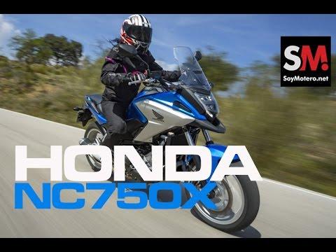 Prueba Trail: Honda NC750X 2016