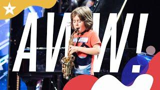 Iorio Family, il piccolo sassofonista di Fregene