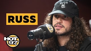Russ On Why He's Hated, Mac Miller's Passing, + Drug Culture In Fiery Convo