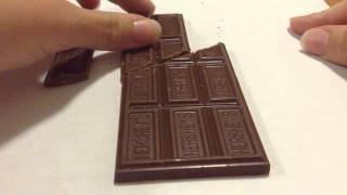 How the Infinite Chocolate Bar Trick Works
