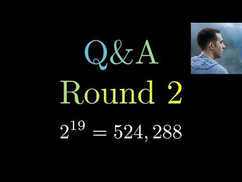 Q&A #2 + Net Neutrality Nuance