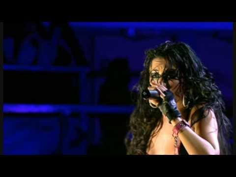 Christina Aguilera - Can't Hold Us Down - Live in the U.K. HD [PART 5]