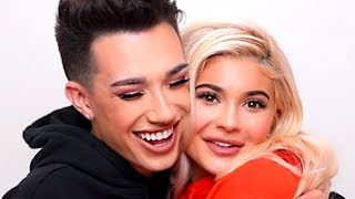 Kylie Jenner Reacts To James Charles & Tati Drama