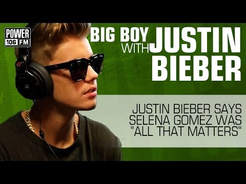 "Justin Bieber: Selena Gomez Was ""All That Matters"" - Smashpipe Entertainment"
