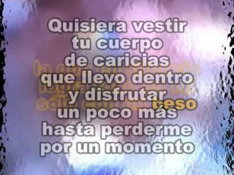 Ricardo Montaner Solo Con Un Beso Karaoke