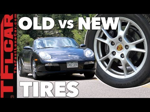 Old vs New: How Much Faster Is a Porsche Boxster with New Tires? (Sponsored)