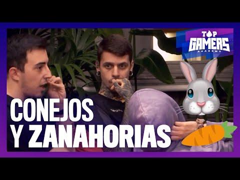 BRONCAS, CONEJOS y ZANAHORIAS | TOP GAMERS ACADEMY
