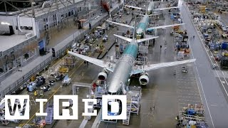 How Boeing Builds a 737 Plane in Just 9 Days | WIRED