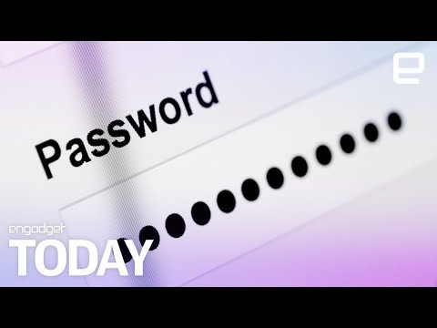 The father of modern passwords regrets everything   Engadget Today