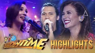 Zsa Zsa and Yael surprise Karylle for her birthday | It's Showtime