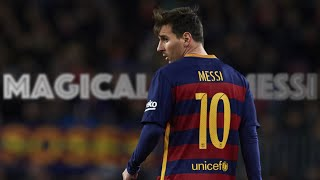 Lionel Messi - The Greatness of the Football God - HD