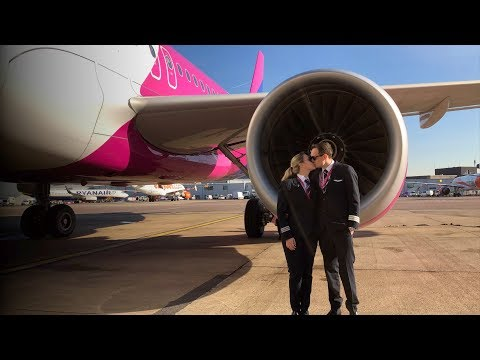Love is in the air at London Luton Airport