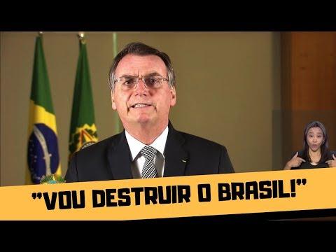 BOLSONARO FARÁ DO BRASIL UMA NOVA VENEZUELA!