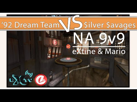 eXtv/EVLTV Live: UGC Plat S18 Week 5 - '92 Dream Team vs $ilver $avages