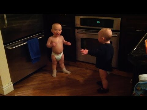 Talking Twin Babies - PART 1 - OFFICIAL VIDEO