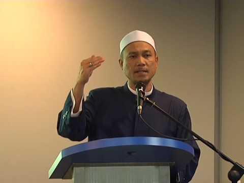Peranan Institusi Pondok Dalam Mempertahankan ASWJ – Ustaz Hj Ahmad Hafiz Alwi Al Bakaniyy