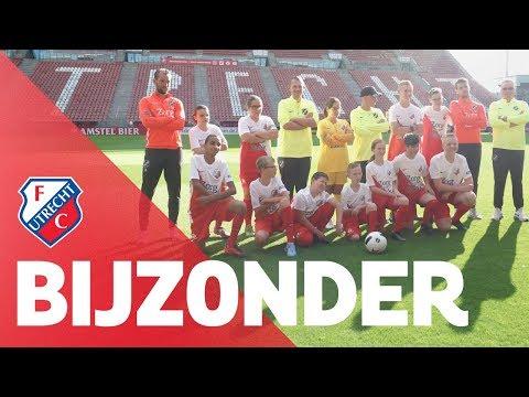 BIJZONDER FC UTRECHT | De spelerspresentatie