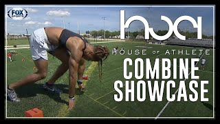 2021 House of Athlete Scouting Combine Showcase