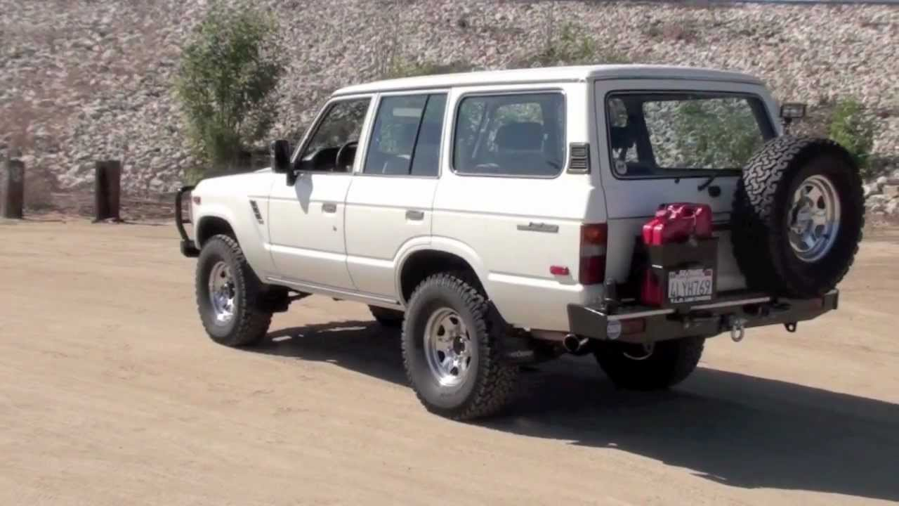 1989 fj62 toyota land cruiser for sale by tlc youtube. Black Bedroom Furniture Sets. Home Design Ideas