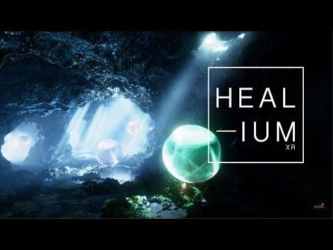 Healium Heals Virtual Worlds