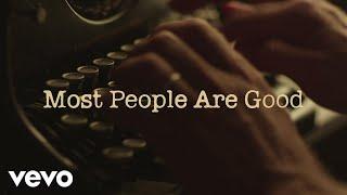 Luke Bryan - Most People Are Good (Lyric Video)