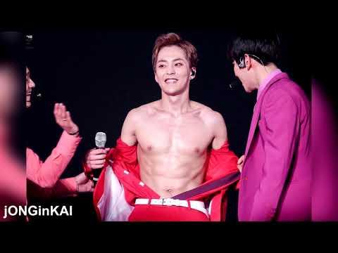 EXO Abs Ranking | jONGinKAI