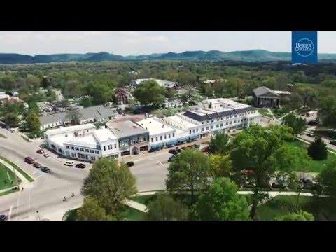 You've never seen Berea College like this before