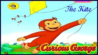 ♡ Curious George Storytelling - The Kite - Cute Storybook Game For Children English