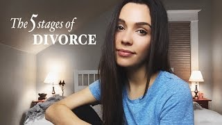 The 5 Stages of Divorce