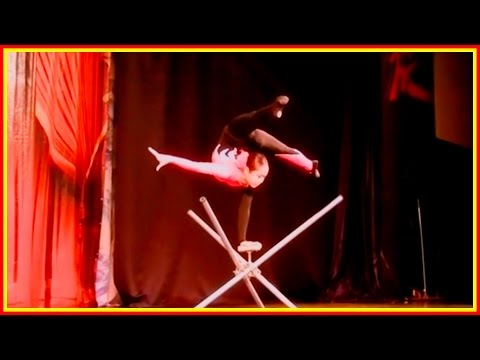 Mongolian Contortion Collection - 2