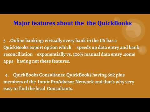 Why choose QuickBooks vs other accounting software?