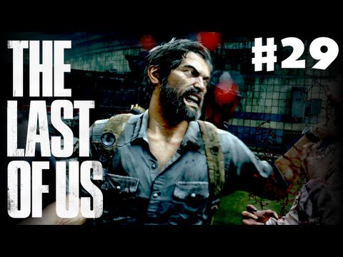 The Last Of Us - Gameplay Walkthrough Part 29 - Underground Tunnels (PS3) - Smashpipe Games