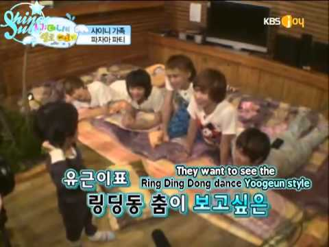 SHINee - Hello Baby Eng Sub Ep 11 Part 2/5