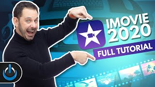 iMovie 2020 **FULL TUTORIAL**