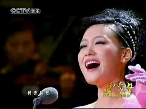 和谐之声 谭晶深圳独唱音乐会