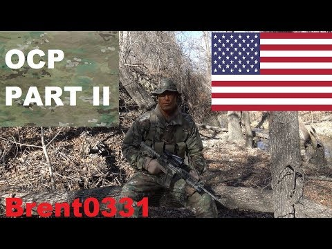 Operational Camouflage Pattern (OCP) Camouflage Effectiveness  PART II