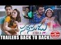 Simbu & Nayanthara's Sarasudu trailers back to back