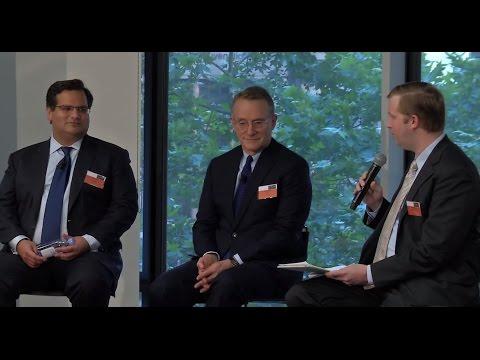 Howard Marks and Rajath Shourie: CAIA Australia