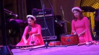Trình diễn nhạc cụ dân tộc tại Liên bang Nga P3
