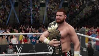 WWE 2K17 MY CAREER RANKING TIPS
