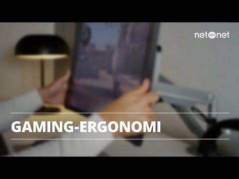 HeatoN lærer deg grunnleggende gaming-ergonomi   NetOnNet Klubbhylla